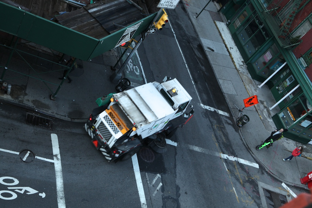 Street Cleaning Ruth E Hendricks Photography - Nyc street sweeping map