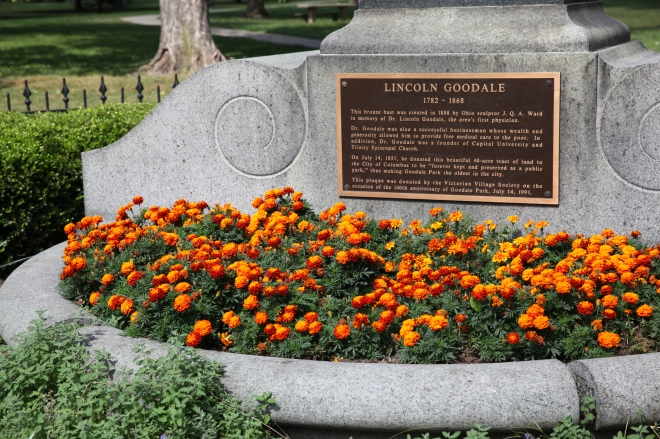 Lincoln Goodale