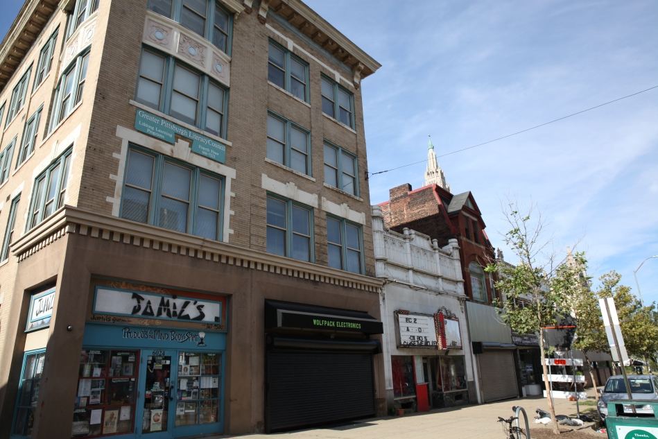 Penn Avenue Block
