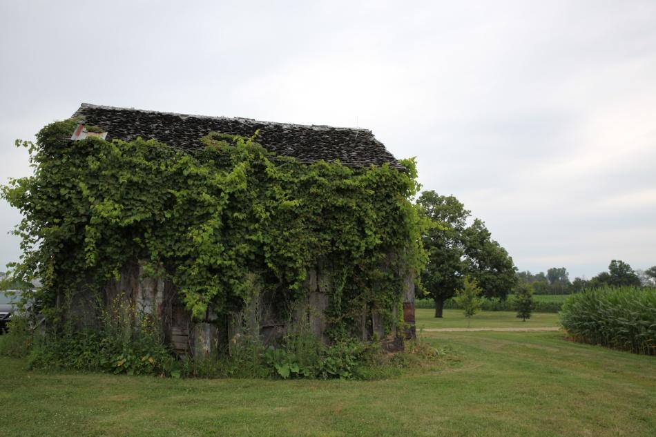 Crestline Ohio Barn