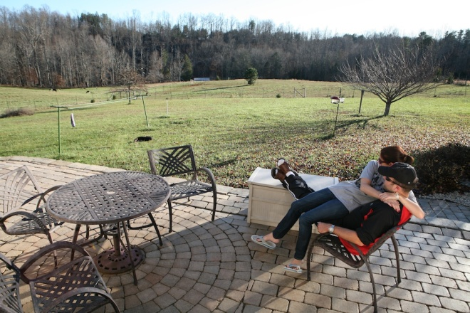 Mark and Erika in Virginia