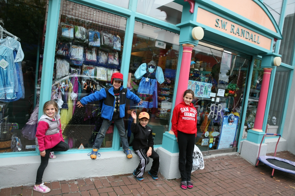 Shadyside Toy Store