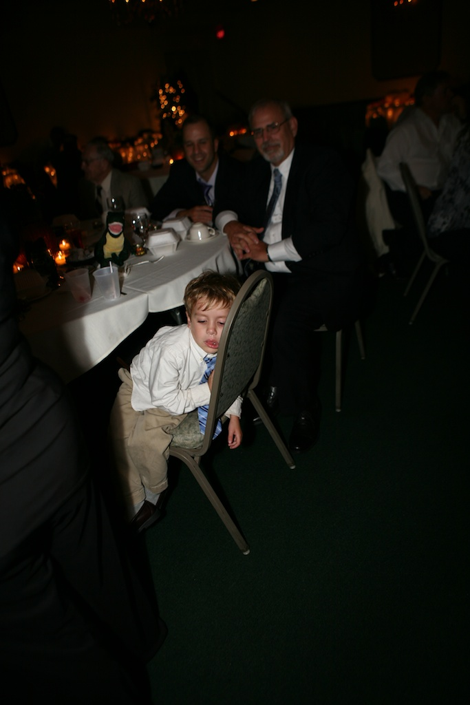 jack at the wedding