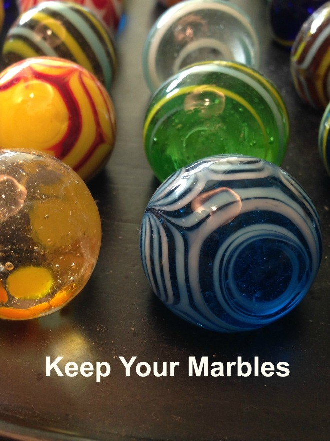 Keep your Marbles