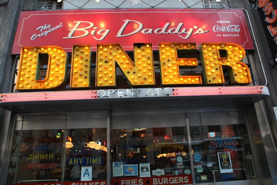 Big Daddy's Diner NYC