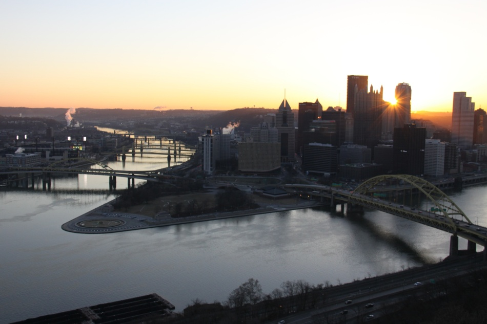 three rivers Pittsburgh