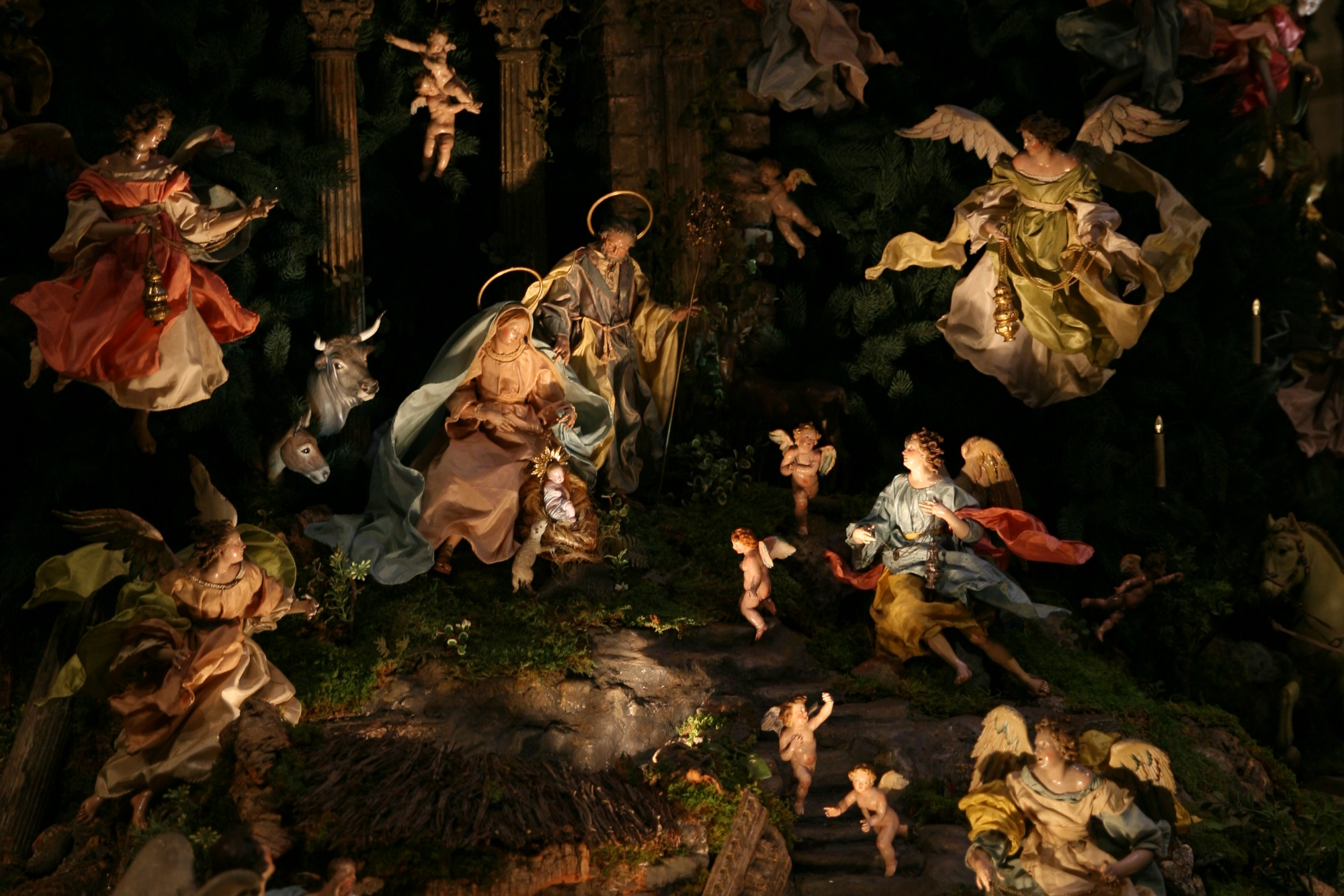 Metropolitan Museum Christmas- Neapolitan Baroque Crèche – Ruth E ...