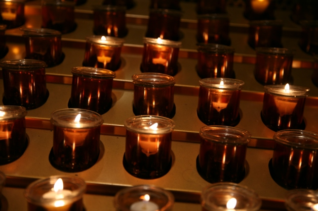 St. Patrick Candles