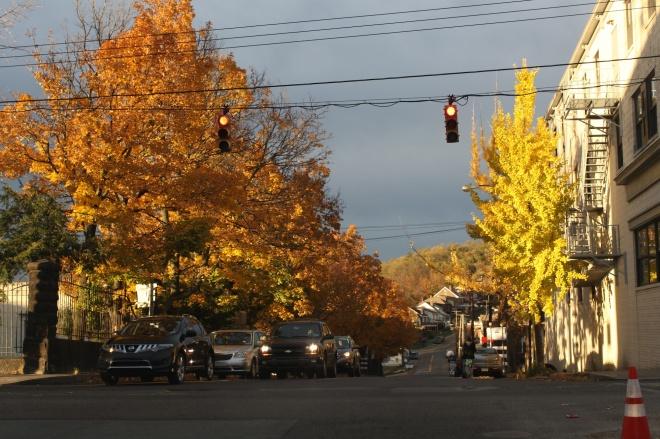 Penn Ave Corner