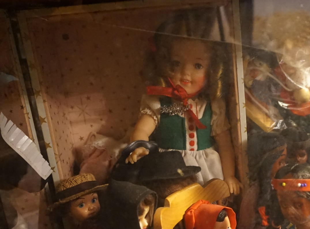 Shirley Temple Doll