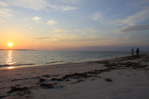 St. George Island Sunrise