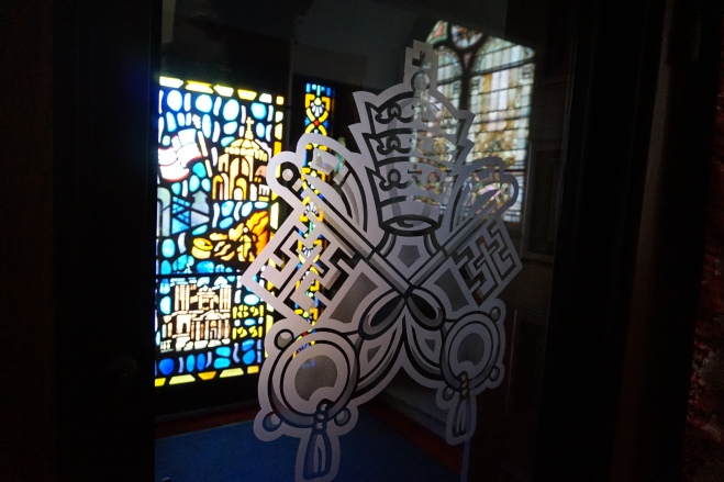 St. John Ukranian Church window