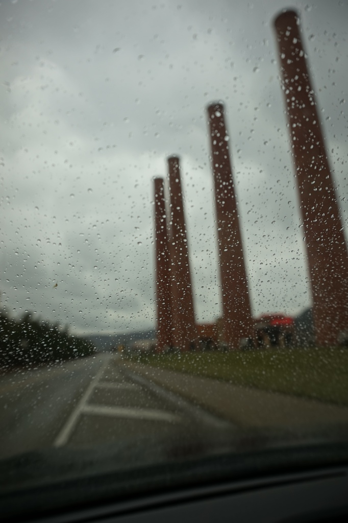 Homestead Smokestacks