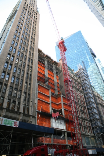 nyc construction