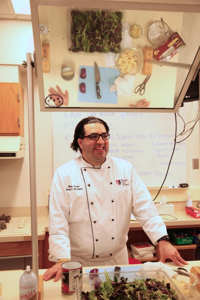 Chef Stephen