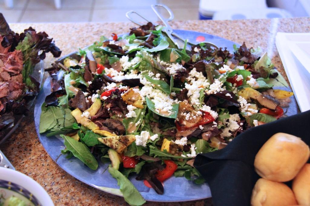 helen's salad