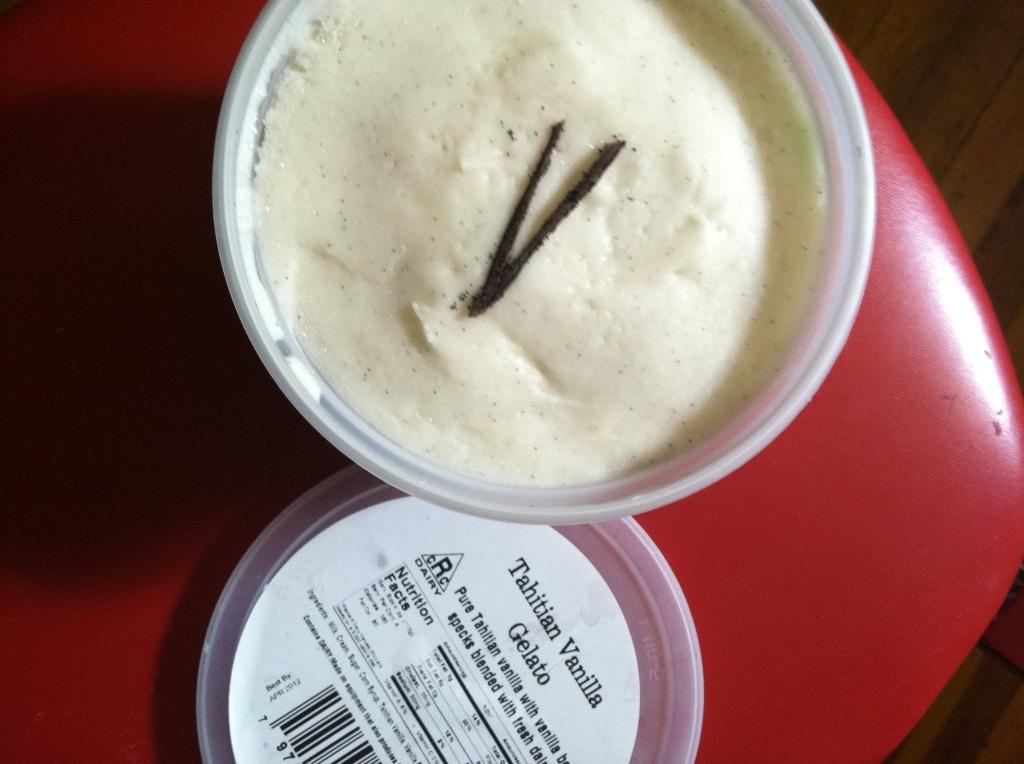 Vanilla Gelato