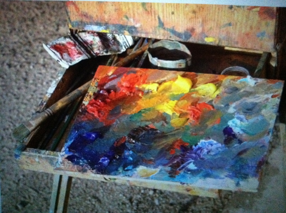 Bill's Paint Palette