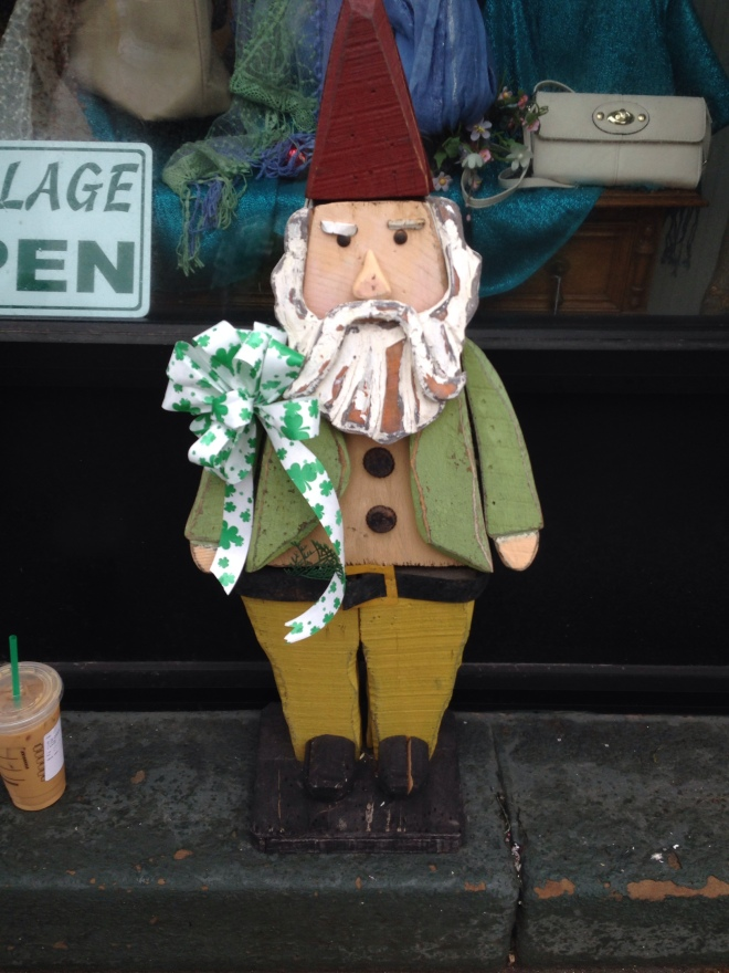 Gnome at Cottage