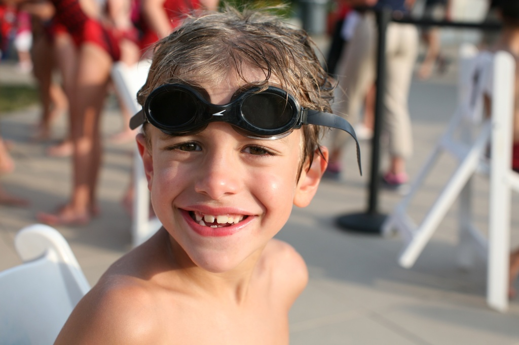 Jack Swimming
