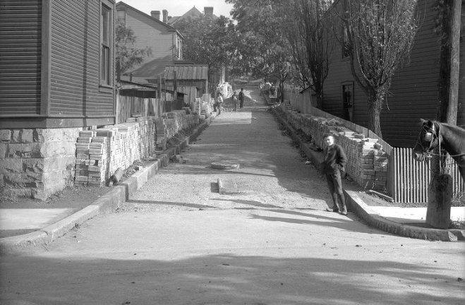 Ponka Way and Onedia St 1907