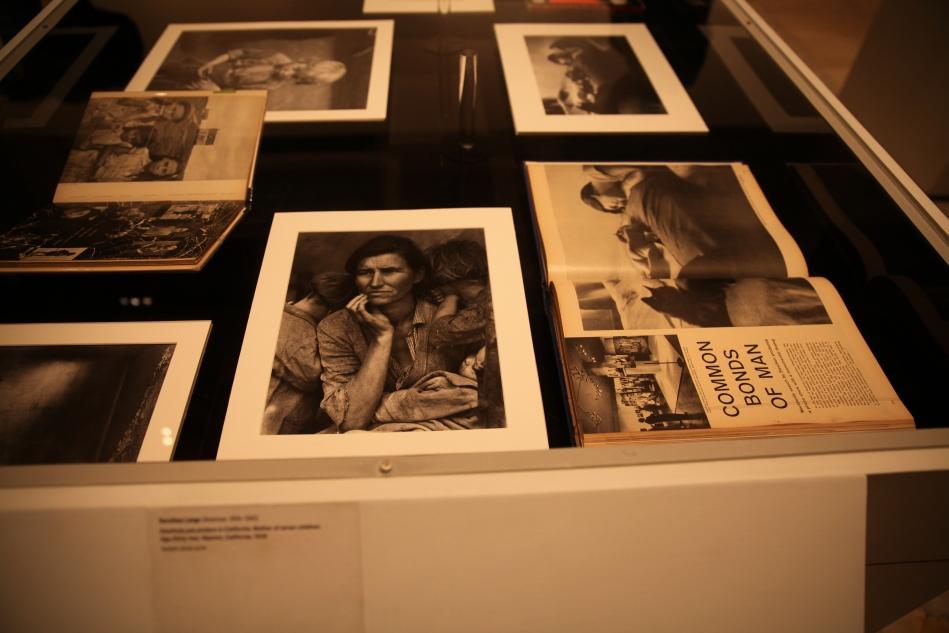 Migrant Mother Dorothea Lange