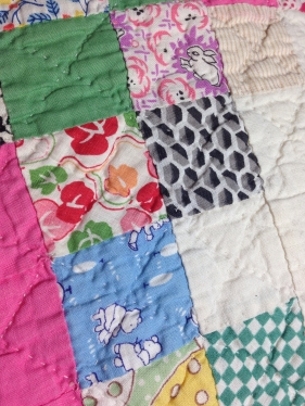 My grandmother's quilting