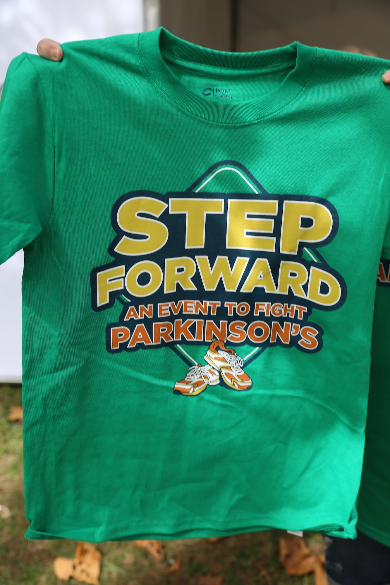 Step Forward Event to Fight Parkinson's Disease – Ruth E ...