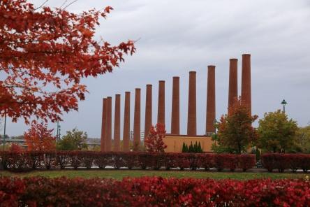homestead stacks autumn