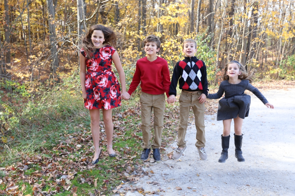 grandkids christmas card