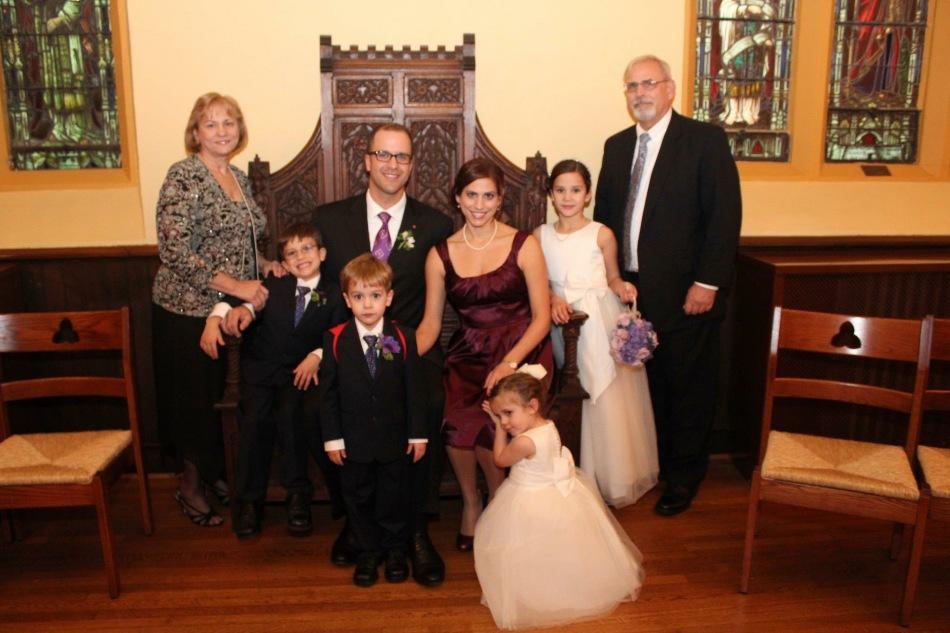at Lala's Wedding