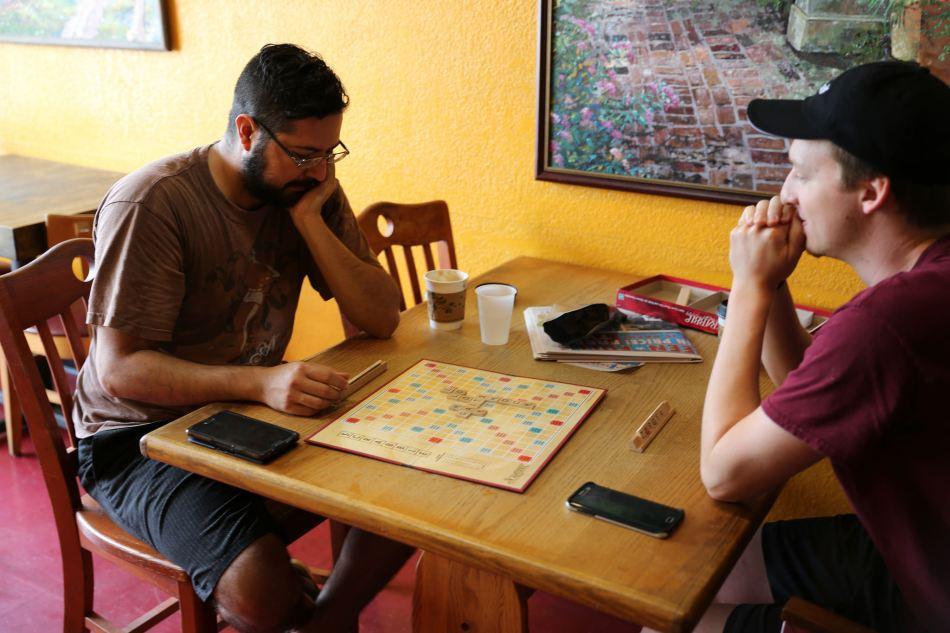Scrabble Men