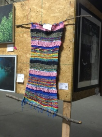 Weaving by Maya Goldman