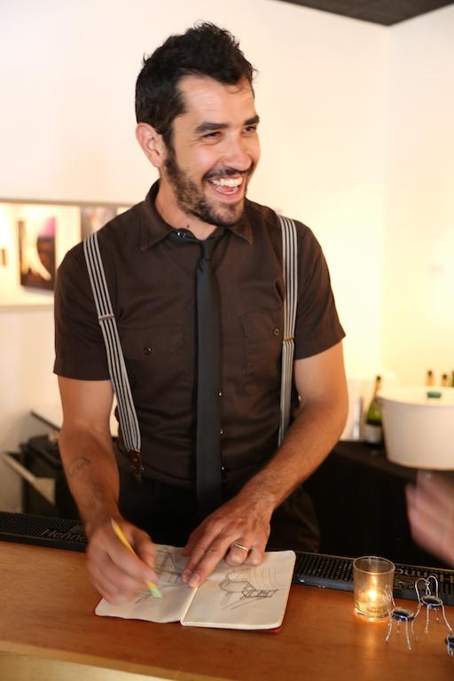 david the bartender