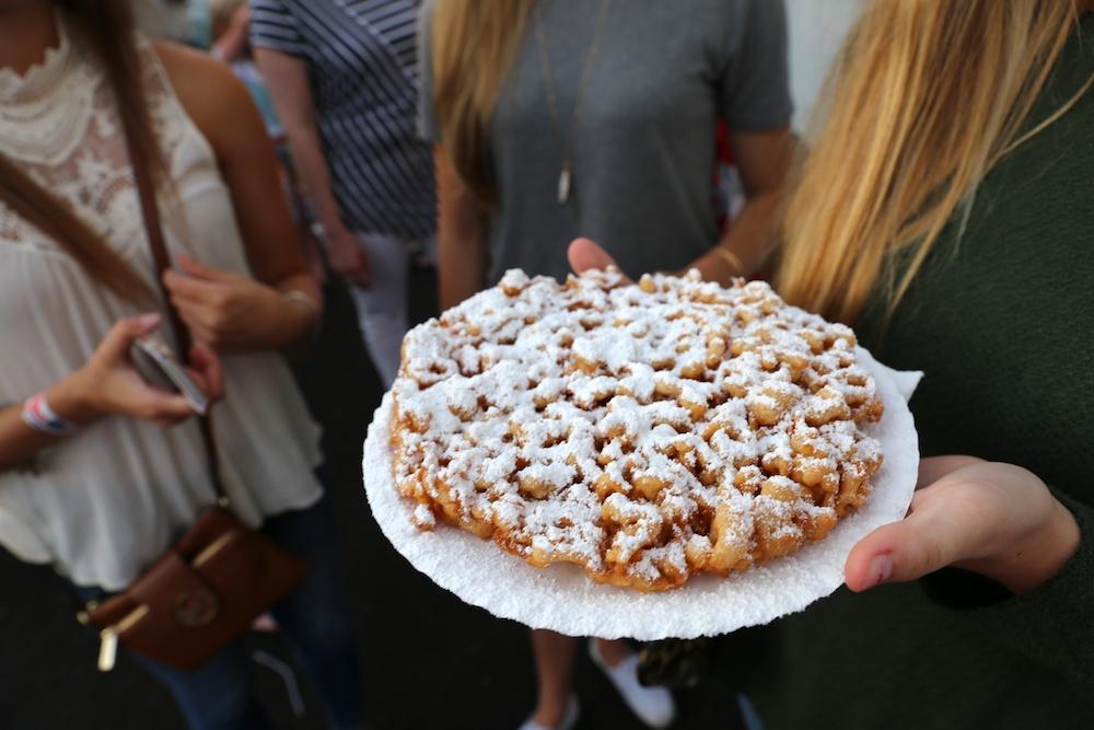 funnel cake 731
