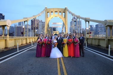 just married bridge 724