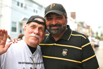 jimmy cvetic and Franco Harris 746